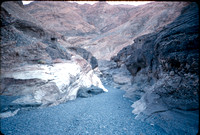 Mosaic Canyon, Death Valley, 1991